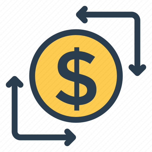 cash, coin, currency, finance, gold, money, uscoins icon