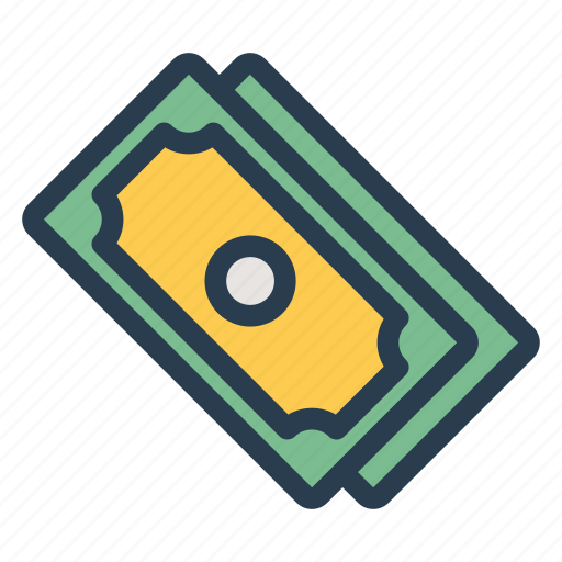 cash, cashier, currency, dollar, finance, money icon
