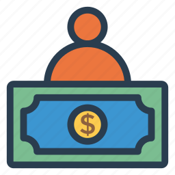 cash, finance, money, pay, payment, salary, salarysurvey icon