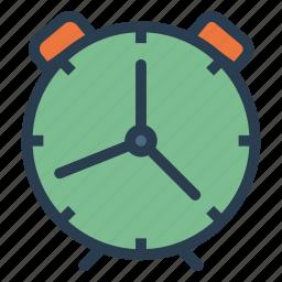 alarm, alarmclock, alert, bell, clock, firealarm, time icon