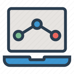 computer, device, laptop, laptopscreen, maclaptop, notebook, pc icon