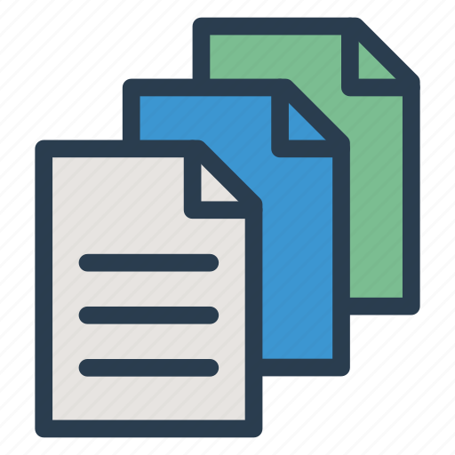 contract, document, documents, file, form, format, paper icon