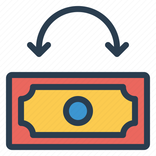 cash, currency, dollar, finance, money, stackofcash icon
