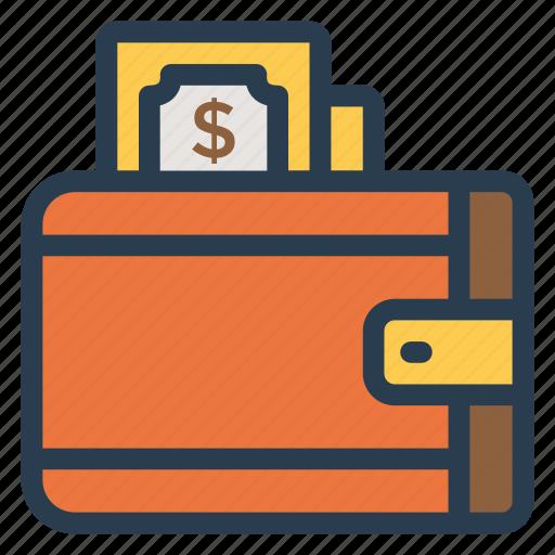 cash, money, openwallet, payment, purse, wallet, walleticon icon