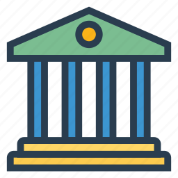 bank, banker, banking, business, cash, finance, money icon