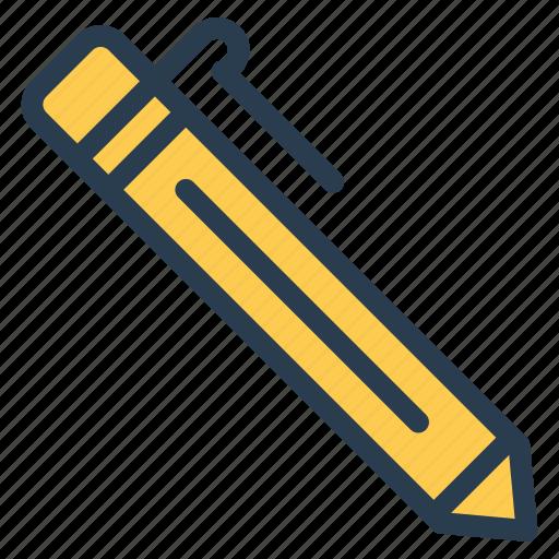 edit, fountainpen, inkpen, pencil, tool, write, writing icon