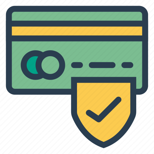 card, credit, lock, protection, secure, security, swipecardsecurity icon