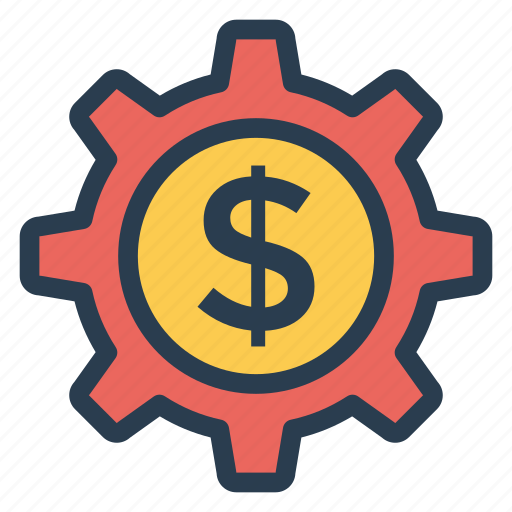 configuration, finance, gear, options, preferences, set, settings icon