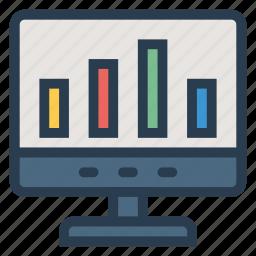 analytics, business, chart, finance, graph, graphic, statistics icon