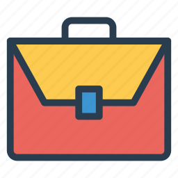 bag, briefcase, business, luggage, portfolio, suitcase, travelsuitcase icon