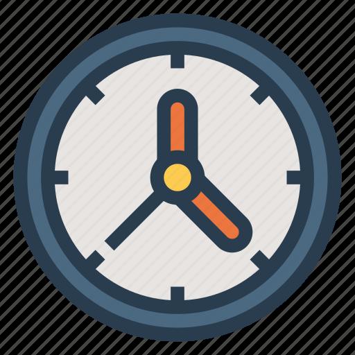 alarm, clock, clockvector, time, timer, wallclock, watch icon