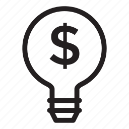 bright, bubbles, bulb, idea, lightbulb, solution, splash icon