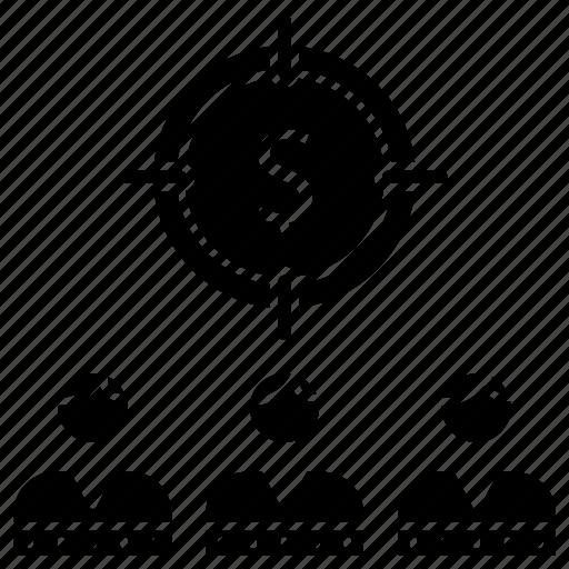 Business, target employee, account, avatar, business target, employee, female icon - Download on Iconfinder