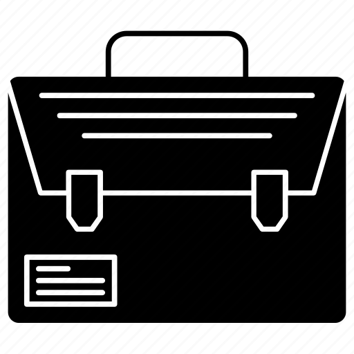 briefcase, business, data, directory, document, folder, portfolio icon