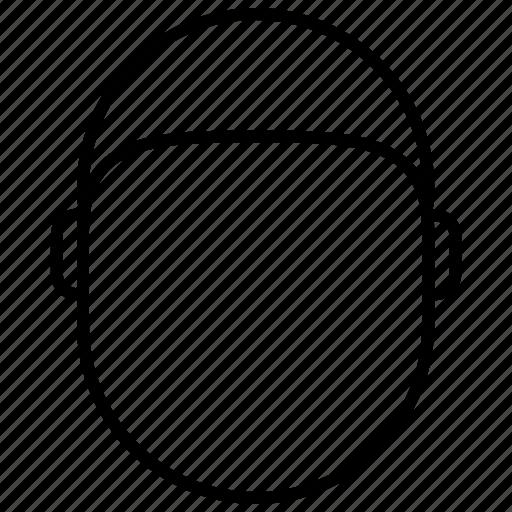 bank, face, head, human, man, people, profile icon