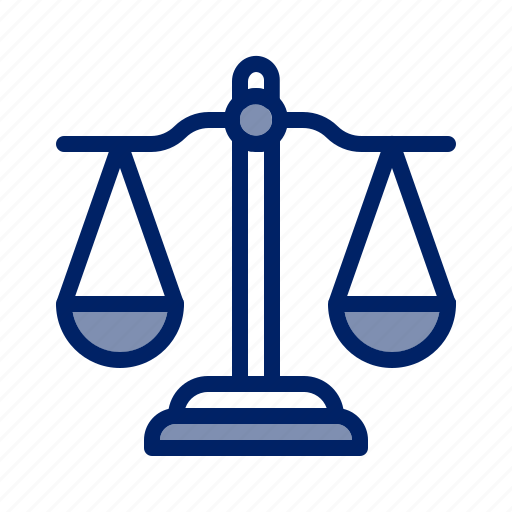 balance, banking, business, finance, justice, law, money icon