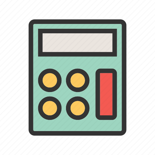 accounts, calculate, calculation, calculator, finance, find, mathematics icon