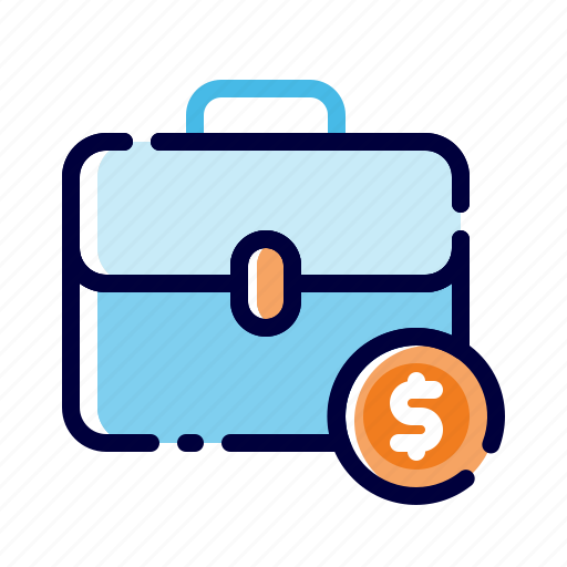 Bag, banking, briefcase, business, finance, money, suitcase icon - Download on Iconfinder