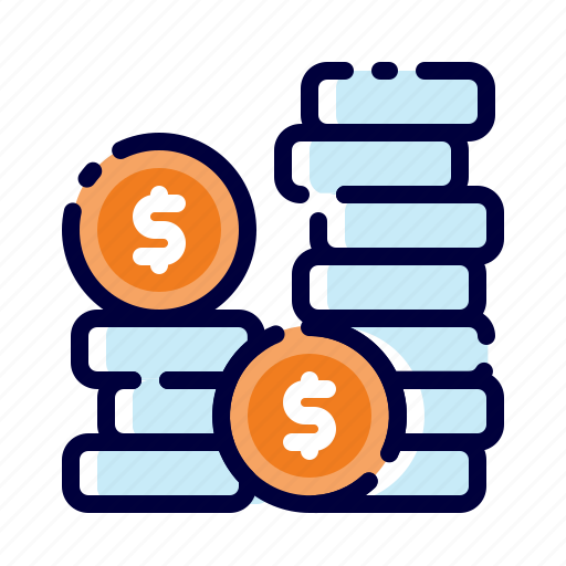 Banking, business, coin, dollar, earning, finance, money icon - Download on Iconfinder