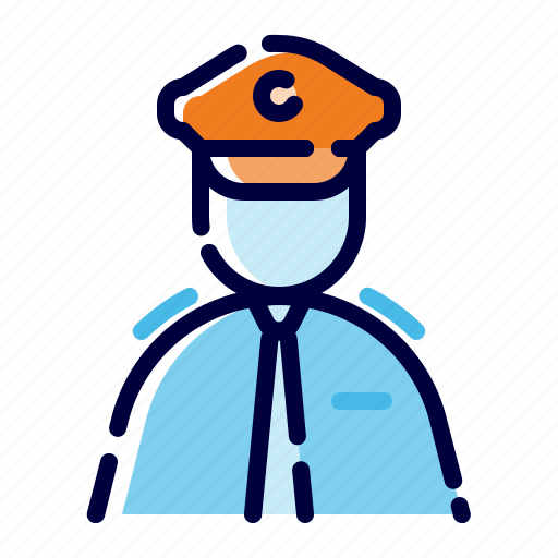 Banking, business, finance, money, police, protection, security icon - Download on Iconfinder