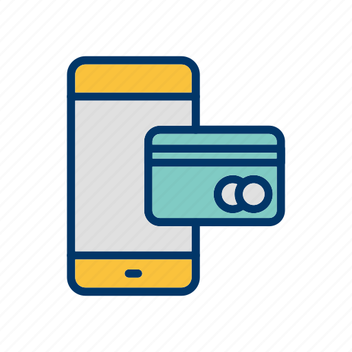 banking, mobile, payment, transaction icon