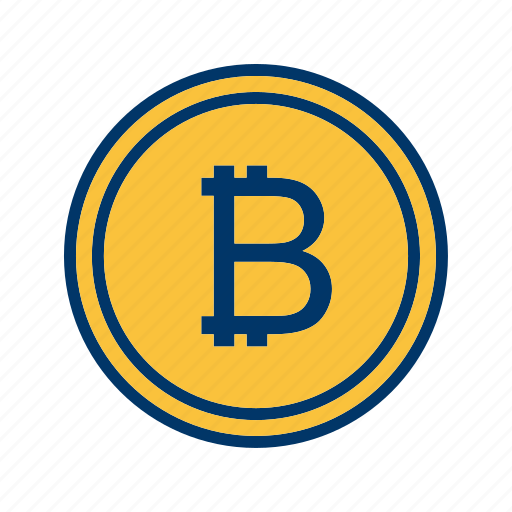 bitcoin, business, crypto, currency icon