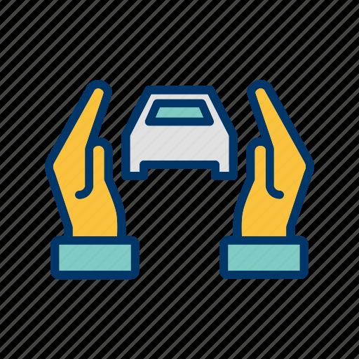 accident insurance, auto insurance, car, insurance icon