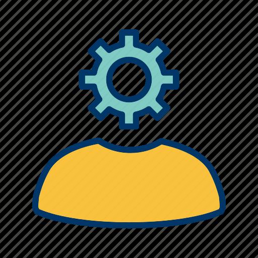 admin, administration, banking, configuration, setting icon