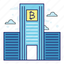acountant, bank, banking, bitcoin, finance, illustration, money icon