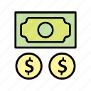 cash, finance, investment, profit icon