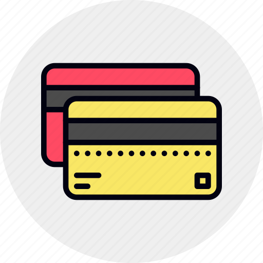 Banking, card, credit, debit, finance, payment, plastic icon - Download on Iconfinder