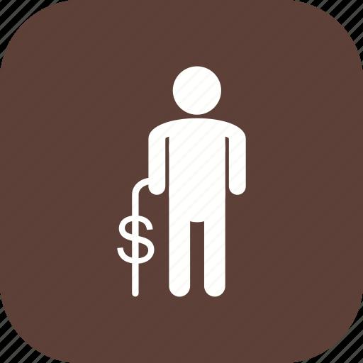pension, retired, retirement icon