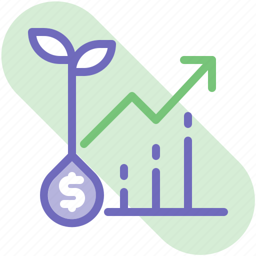 Banking, business, finance, graph, growth, increase, money icon - Download on Iconfinder