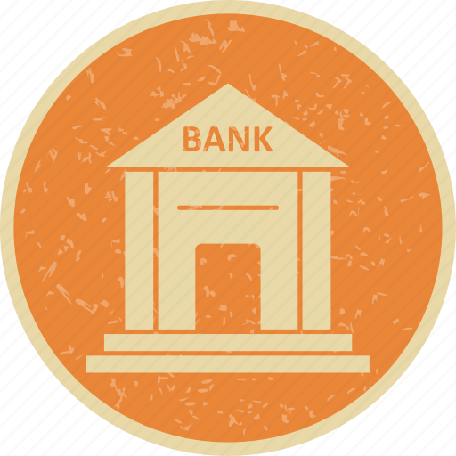 bank, banker, banking, building, finance icon