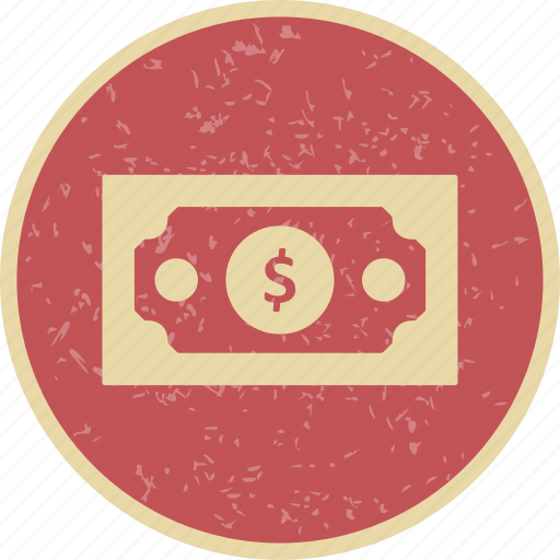 bank note, cash, investment, money icon