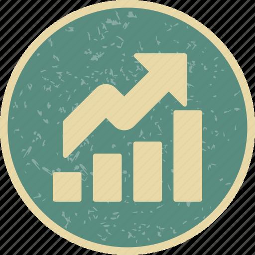 chart, graph, growth, profit, revenue icon