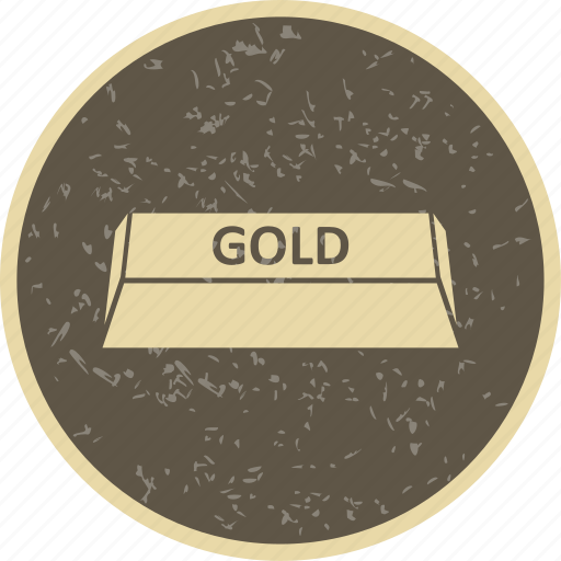 bar, brick, finance, gold, investment icon