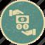 budget, cash, money, salary icon