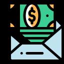 business, money, plant icon icon