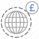 banking, euro exchange, global economy, global transfer, money exchange, money transfer icon