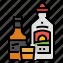 alcohol, bar, bottle, cocktails, tequila