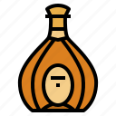 alcohol, bar, cocktail, cognac, drink icon
