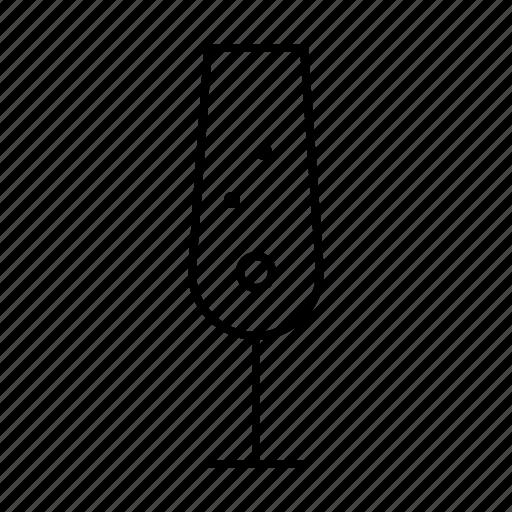 bar, champagner, club, drink, glass, restaurant icon