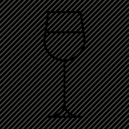 bar, club, drink, glass, restaurant, whine icon