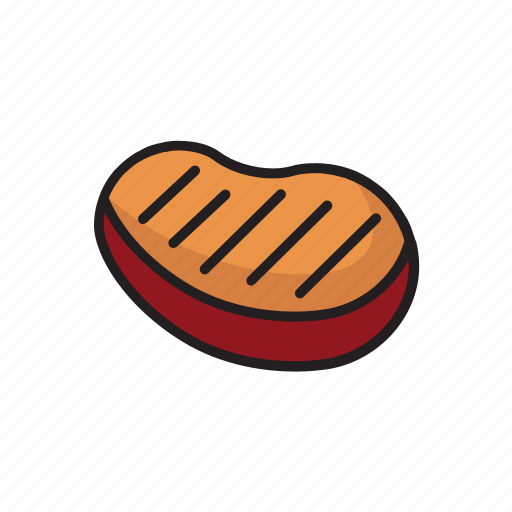 barbeque, bbq, food, grill, meat icon