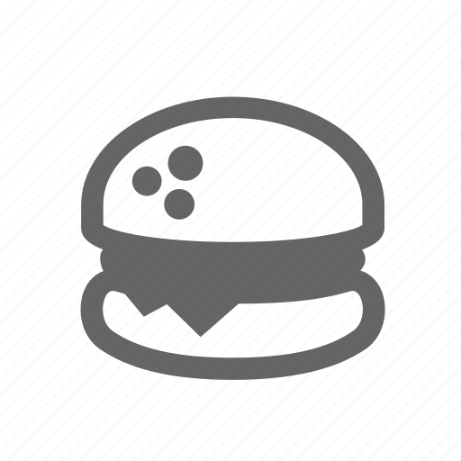 barbeque, burger, cooking, food, hamburger, sandwich icon