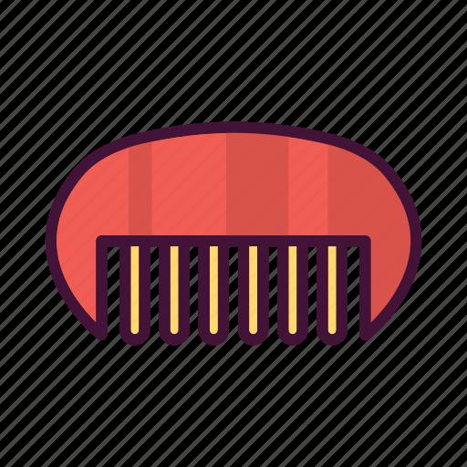 barber, coiffeur, comb, hair, haircutter, salon, shaving icon