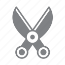 barber, coiffeur, hair, haircutter, salon, scissor, shaving icon