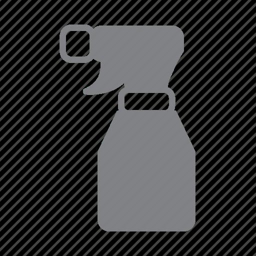 barber, coiffeur, hair, haircutter, salon, shaving, spray icon