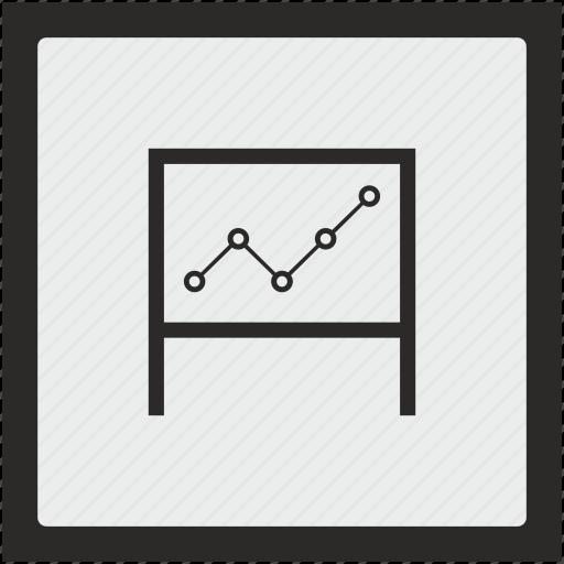 board, desc, learn, seo, square, table icon